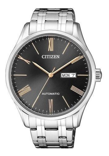 Relógio Citizen Masculino Automático Prata Tz20939w Original