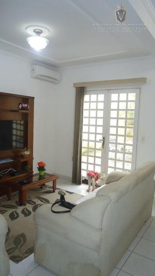 Casa Residencial A Venda No Jardim Marambaia Jundiaí, Estuda Permuta Por Apartamento De Menor Valor - Ca0171