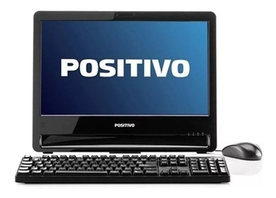 Aio Positivo Master U950 Core I5 2.50ghz 4 Gb Ram Hd 500 Gb