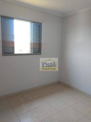 Imagem 1 de 11 de Apartamento À Venda Com 3 Dormitórios Em Condomínio - Parque João De Vasconcelos - Sumaré/sp - Ap1066