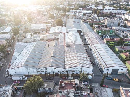 Imagen 1 de 7 de Bodega Nave Industrial En Renta, Iztacalco, Ciudad De México