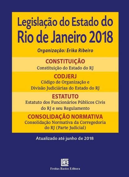 Legislacao Do Estado Do Rio De Janeiro 2018