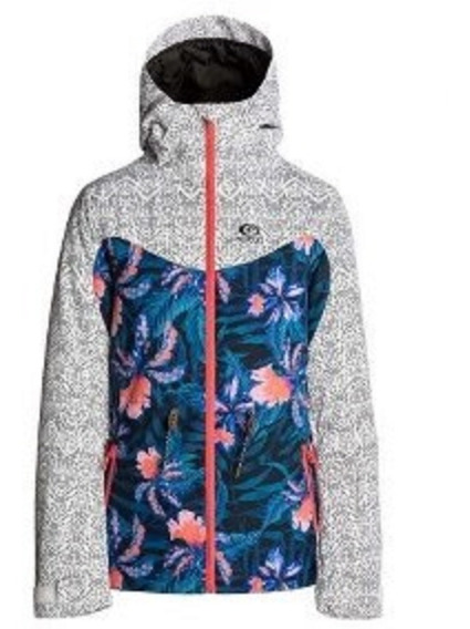 Campera De Snow Rip Curl Mujer Betty Printed 04110 Cmu Rz
