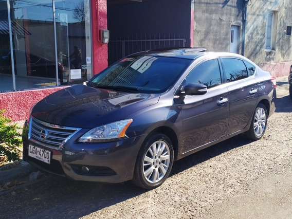 Nissan Sentra 1.8 Exclusive Navi At 2014