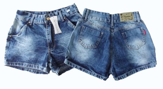 Shorts Jeans Feminino -verificar Tabela De Medidas