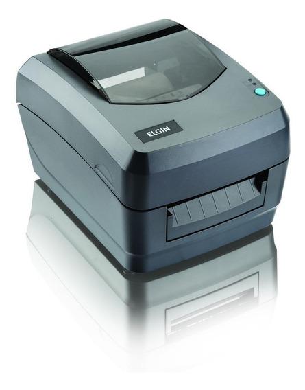 Impressora De Etiquetas Térmica Elgin L42 Usb