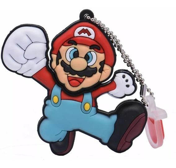 Pen Drive Personalizado 32gb - Super Mario Bros