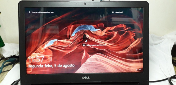 Dell Inspiron 5458 14 Semi Novo Core I3 4th Wled Abnt2 W10