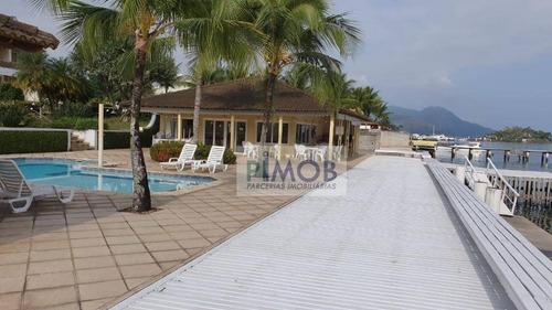 Casa Com 4 Dormitórios À Venda, 250 M² Por R$ 1.600.000 - Praia Da Ribeira (cunhambebe) - Angra Dos Reis/rj - Ca0096