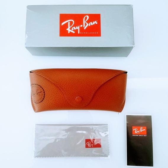 Oferta!! Estuches #ray-ban#originales Nuevos Con Microfibra