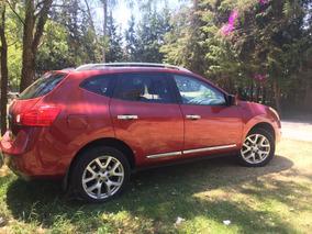 Nissan Rogue Exclusive 2012 Único Dueño