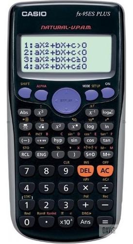 Calculadora Casio Fx-95es Plus Zona Obelisco