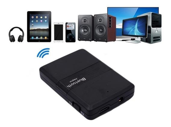 2em1 Audio Transmissor E Receptor Bluetooth P2 Multiponto Jn
