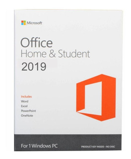 Software Microsoft Office Home & Student 2019