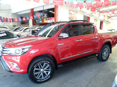 Toyota Hilux 2.8 Sr 4x4 Cd 16v Diesel 4p Automatico 201