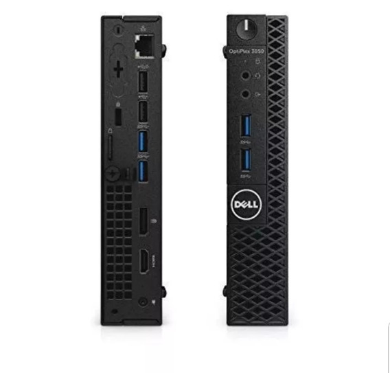 Cpu Dell Optiplex 3050 Core I5 6ger 8gb 120gb Ssd - Novo