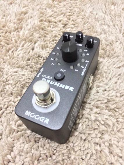 Pedal Mooer Micro Drummer - Drum Machine