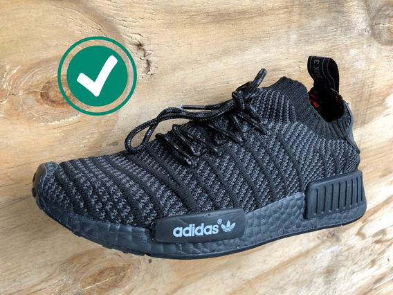 Nmd Original En Caja Exclusivas Negras