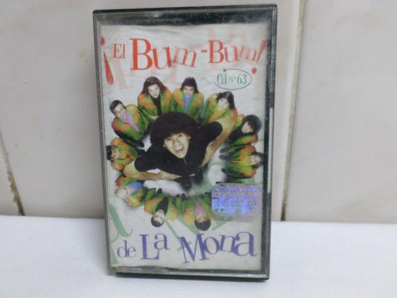 Carlos La Mona Jimenez Cassette El Bum Bum Wea 1999