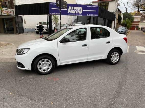 Renault Logan Auth. Plus 2017 Autobaires