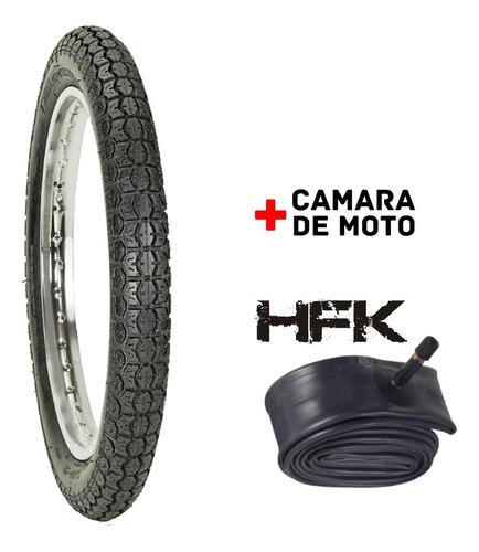 Kit Cubierta 275-18 F876 Hf +  Camara 275-18  Hfk Reforzada