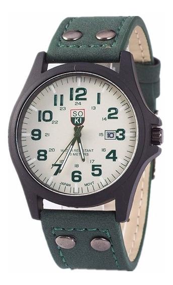 Relógio Masculino Social Importado De Luxo Muito Bonito