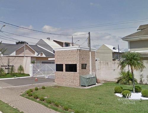 Terreno À Venda, 382 M² Por R$ 335.000,00 - Umbará - Curitiba/pr - Te0243