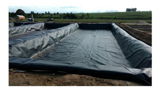 Lona P/ Reservátorio De Água Geomembrana 230m³