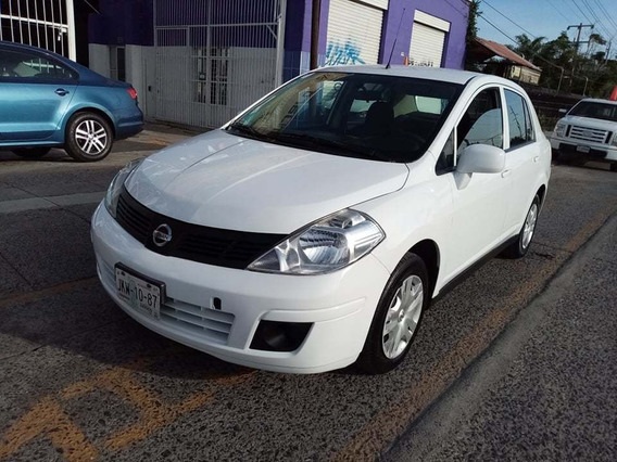 Nissan Tiida 1.8 Sense Sedan Mt
