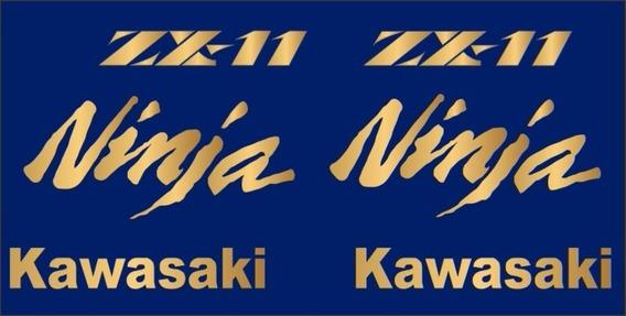 Kit Adesivo Kawasaki Ninja Zx 11