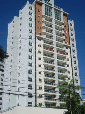 Apartamento No Centro Com 3 Quartos Para Locação, 114 M² - Lg1417