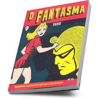 Hq O Fantasma Volume 4 Suzie Brochura Quadrinhos Clássicos