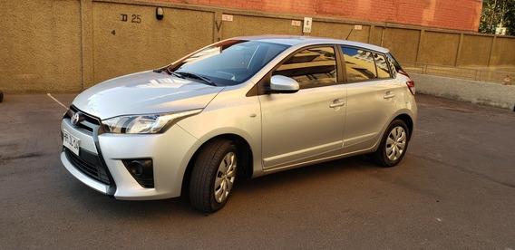 Toyota Yaris Sport 2015 Gli