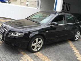 Audi A4 1.8 20v Turbo Gasolina 4p Multitronic