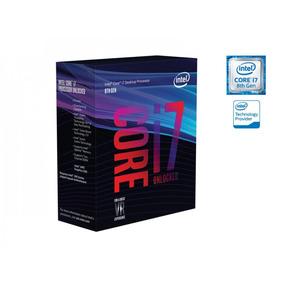 Processador Intel Core I7-8700 3.2ghz 12mb Lga 1151 Novo