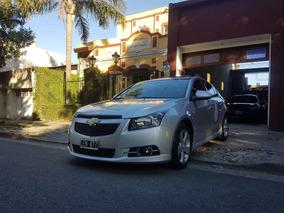 Chevrolet Cruze Ltz A/t Año 2012, 105.000 Service Oficial!!!