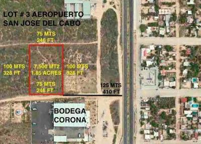 Lot # 3, Aeropuerto San Jose Del Cabo