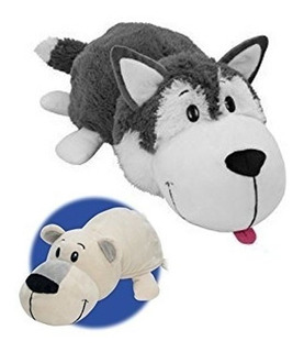 Flipazoo 12cm Peluche Reversible 2 En 1 Original Tv Educando