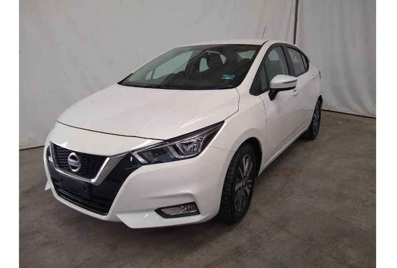 Nissan Versa 2020 4p Advance