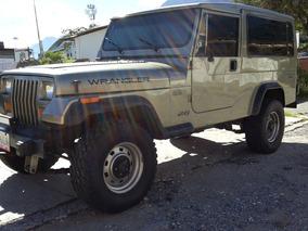 Jeep Wrangler Chasis Largo Automatico Año 1992