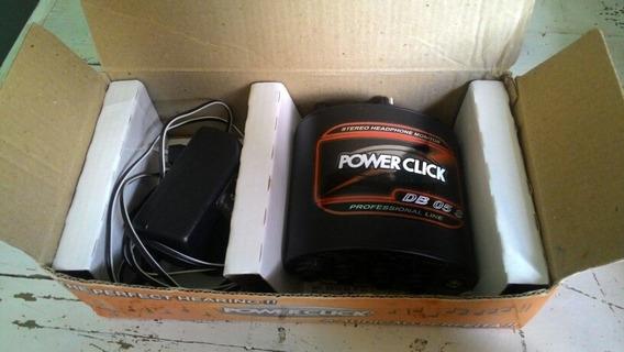 Estéreo - Power Click Db05 S - Melhor Modelo