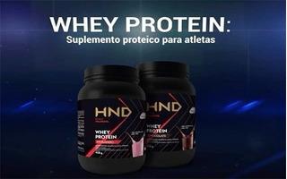 Whey Proteín Lançamento Hnd Hinode 908 G