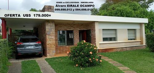 Parque Del Plata (sur)  U$s 179.000=