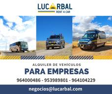 Alquiler De Camionetas, Buses, Camiones En Yauli - La Oroya