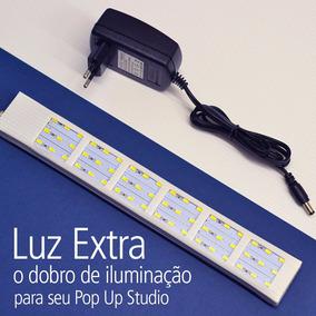 Iluminação Extra Para Pop Up Studio 54 Leds Extra Potentes