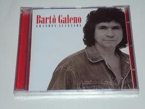 Barto Galeno Grandes Sucessos Cd Lacrado Original