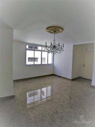 Imagem 1 de 25 de Apartamento Com 2 Dormitórios Para Alugar, 120 M² Por R$ 3.800,00/mês - Consolação - São Paulo/sp - Ap31411