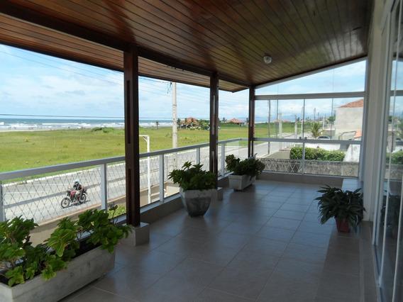 Fte Mar-sobrado 4 Salas 2 Suites + Edicula 120m Terreno 420m