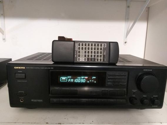 Receiver Onkyo Tx-sv424 Ñ Sony, Yamaha, Denon, Pioneer