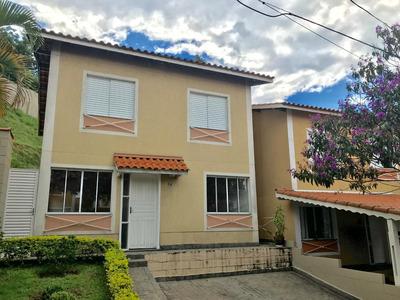 Casa Com 3 Dormitórios Para Alugar, 148 M² Por R$ 2.500/mês - Granja Viana - Cotia/sp - Ca16617